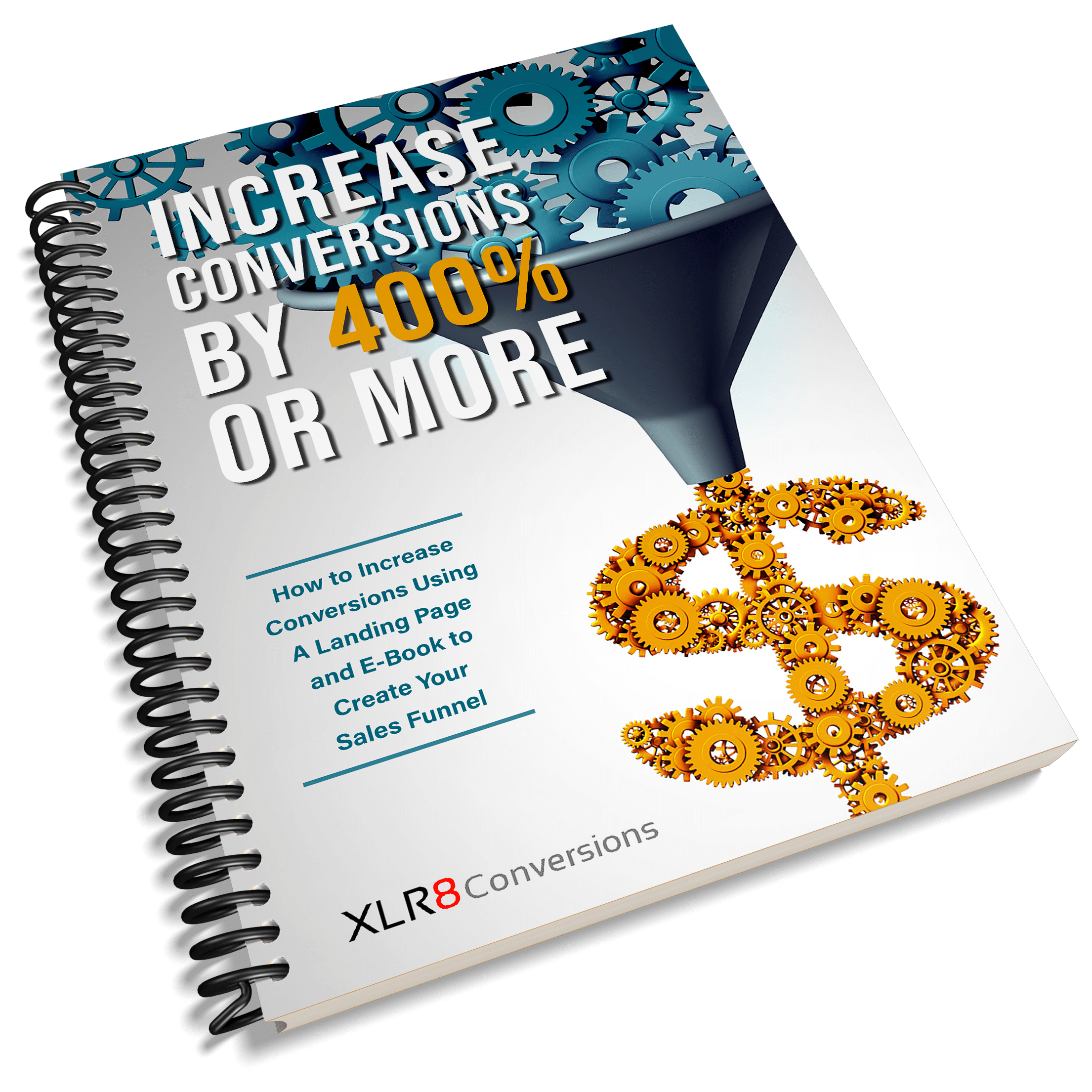 Increase Online Conversions Book